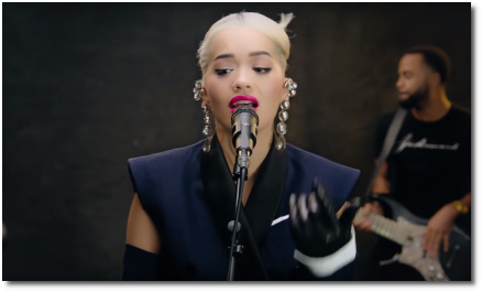 Rita Ora Let Me Love You Vevo (14 Feb 2019, Valentine's day)