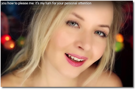 Valeriya ASMR | My turn for your personal attention (4 March 2019)