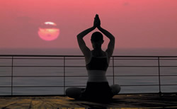 Yoga Emphsizes Focus & Awareness