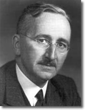 Friedrich August Hayek (1899 to 1992)
