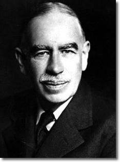 John Maynard Keynes - British economist (1883 - 1946)