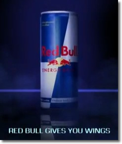 Red Bull can