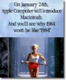 Apple's 1984 Macintosh Commercial