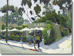 Zinc Cafe, Laguna Beach, California