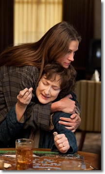 August: Osage County | Julia Roberts and Meryl Streep