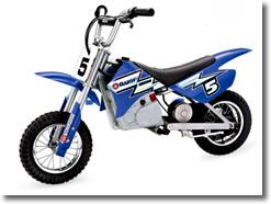 Razor MX-350 Electric Motorcycle