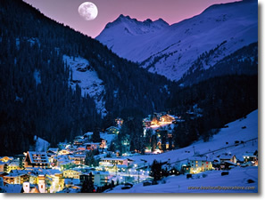 St. Anton Arlberg Tirol Austria