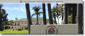 Tournament of Roses in Pasadena