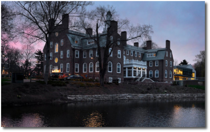 Choate Rosemary hall in Wallingford Connecticut