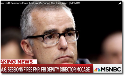 AG Jeff Sessions fires Andrew McCabe