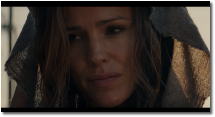 Jennifer Garner as Riley North in Peppermint