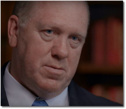 Thomas Homan Fmr Acting director ICE